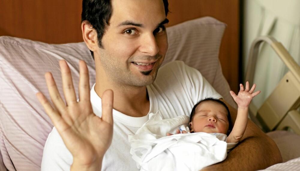 53dda6ce NY PAPPABOK: Pappabokmarkedet har fått ett nytt tilskudd; boka Daddy Cool -  kunsten å