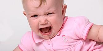 GRÅT:Skal vi gripe inn når andre barn ikke trøstes av foreldre?