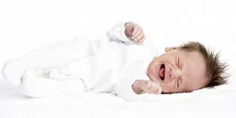 REDD: En baby som må ligge og gråte alene er redd og lærer seg i alle fall ikke gode leggerutiner.