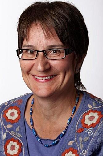 EKSPERT: Pia Sørensen er sjefingeniør ved produktseksjonen i Miljødirektoratets miljøgiftavdeling.