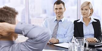 RENTEMØTE: Et møte med banken kan ha like stor effekt på boligrenten som å bytte bank.