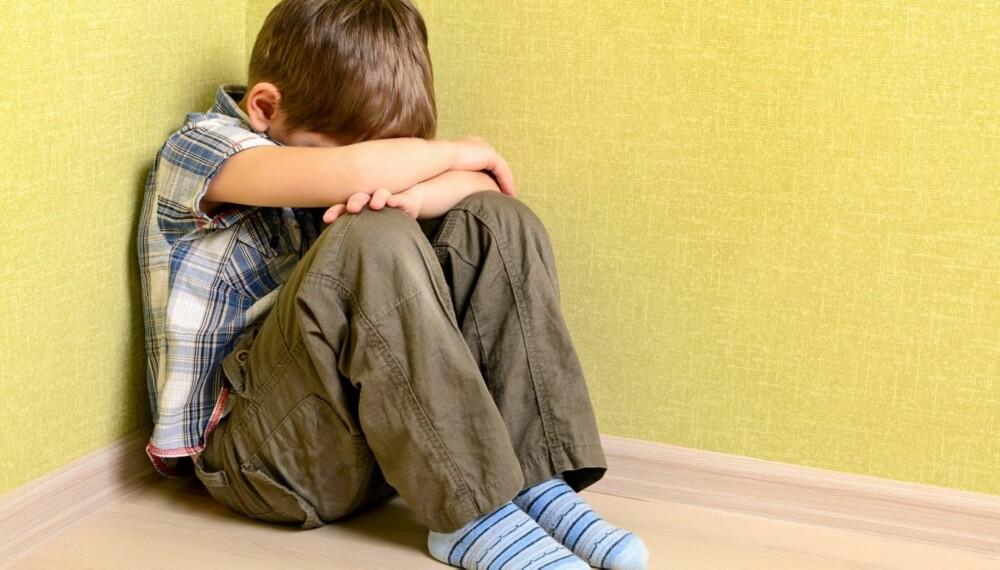 FLERE MELDER FRA: Økningen i antall bekymringsmeldinger til barnevernet har økt med 4 prosent det siste året, melder NRK.