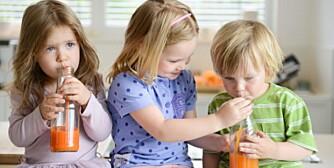 SØSKENFLOKK: Kun i kraft av å være den førstefødte vil dette barnet være et slags instinktivt eksperiment for foreldrene. De vil både være ekstra oppmerksomme og regelstyrte.