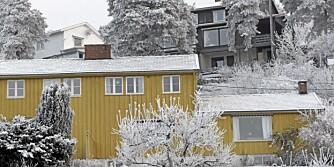 HUS I SPRENGKULDE: Sprengkulda gjør det utfordrende å holde huset varmt, uten å gå på en kjempesmell i strømutgifter. Du kan gjøre mye for å holde på varmen i huset.