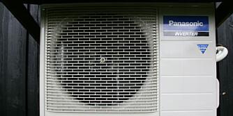 OPTIMAL BRUK: Når det er kaldt ute, er det lite økonomisk å kjøre varmepumpen på maks.
