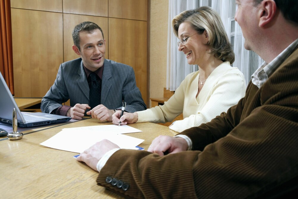 BINDENDE: Husk at akseptert bud medfører at bindende avtale er inngått.