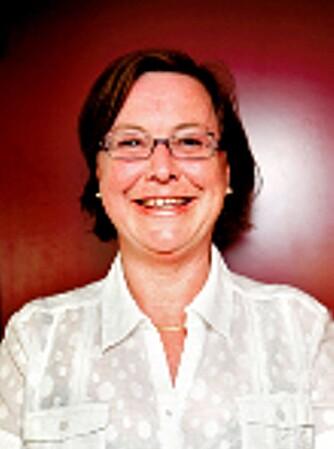 BYTT BANK: Daglig leder av Finansportalen.no, Elisabeth Realfsen, vil gjerne at forbrukerne bytter bankforbindelse oftere.