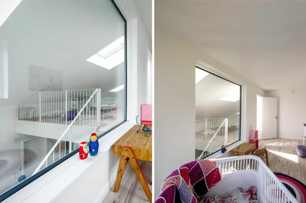 BYGGESETT: Arkitektene satte ut for å skape et modulbasert hjem som skal kunne fungere overalt i verden.