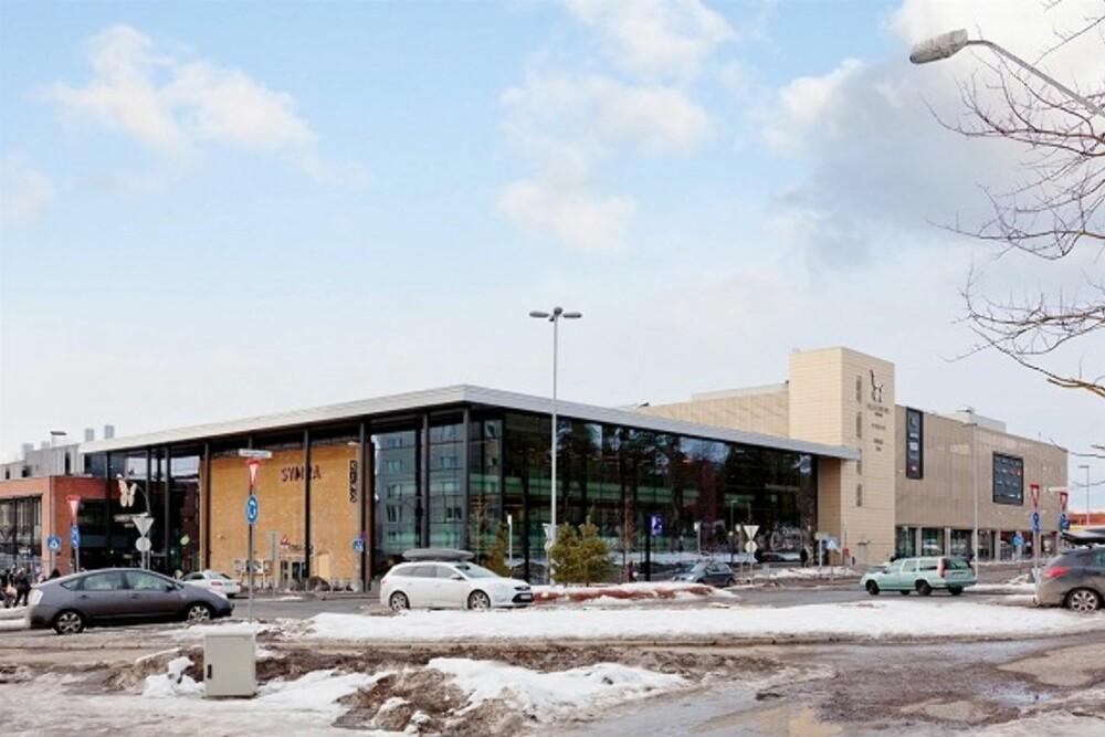 HEVET OMRÅDET: Nye Lambertseter Senter er en faktor som har bidratt til å gjøre området mer attraktivt og dermed også dyrere.
