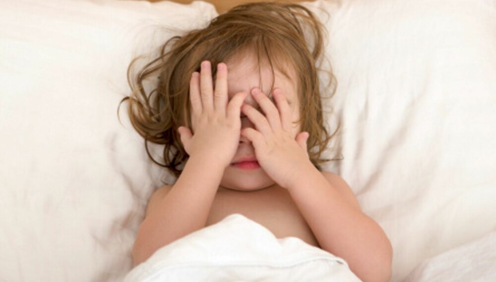 NAIVT: Foreldre bør ikke krangle høylytt etter barnas leggetid. De senser den dårlige stemningen og blir redde for å legge seg, mener barnevernspedagog Nina Stanghov Ulstein.