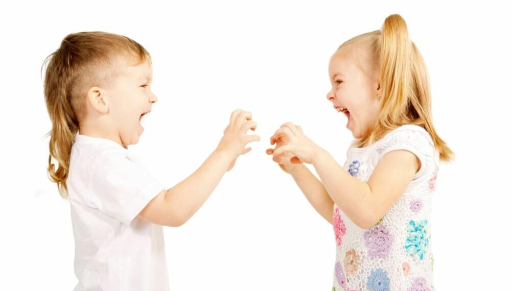 5f3a6be1e Slik hjelper du kranglete barn - Foreldre