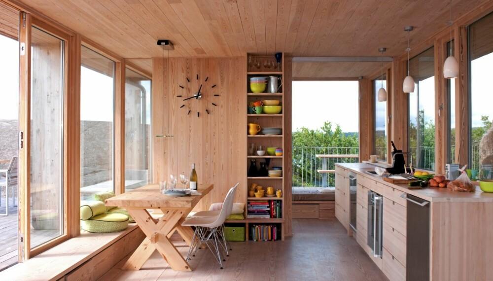 ÅRETS BOLIG?: Bli med og kår Årets bolig. Stem på en av de foreslåtte boligene eller foreslå din egen fra ett av de mange vakre hjemmene som er presentert i Bonytt gjennom 2011.