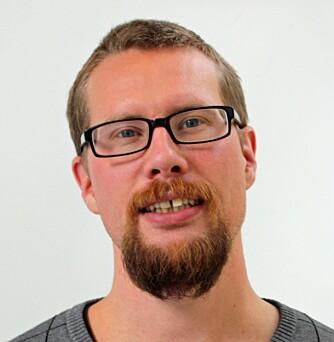 INTERESSANTE FUNN: Johannes Foss Sigurdson har funnet ut at både mobbeofre og mobbere kan få problemer i arbeids- og samliv som unge voksne.