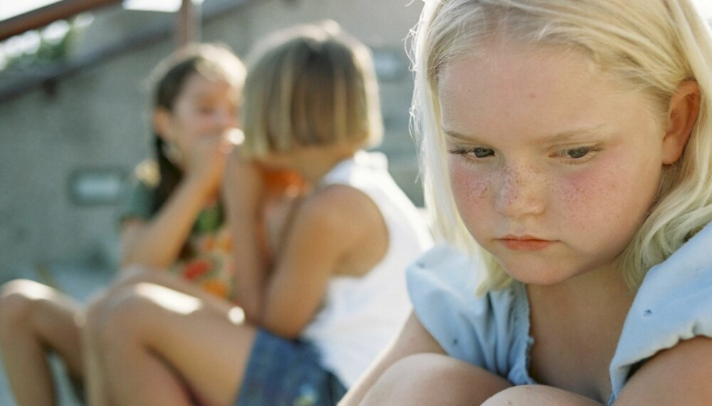 FÅR PROBLEMER SOM VOKSEN: Ny forskning viser at både mobbeofre og folk som mobber andre får problemer i voksenlivet.