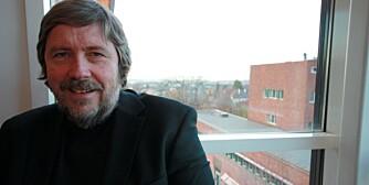 EKSPERT PÅ BARN: Professor i pedagogikk, Stein Erik Ulvund, ved Universitetet i Oslo.
