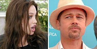 KRANGLER: Angelina Jolie og Brad Pitt er ikke det lykkelige superparet de pleide å være. Nå har paret flyttet til Berlin for å lappe på ekteskapet.