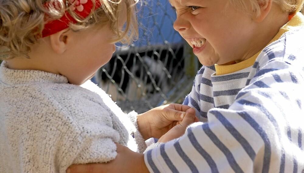 Det er helt normalt at barn krangler mer i ferien enn ellers.