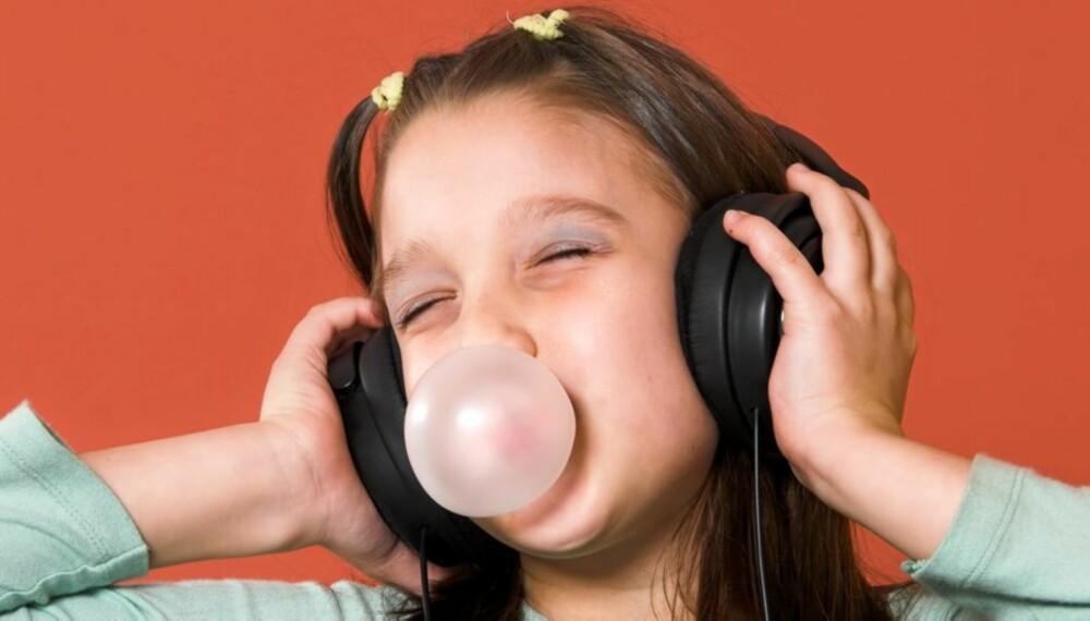 Dagens tiåringer kombinerer mote og lek