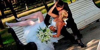 FORLENGER LIVET: Du kan forlenge livet ditt med flere år hvis du er gift.