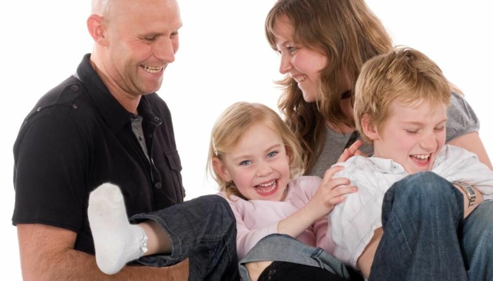 NYTT LOVFORSLAG: Samboere med felles barn får rett til å arve hverandre, i nytt lovforslag. Det har de ikke i dag.