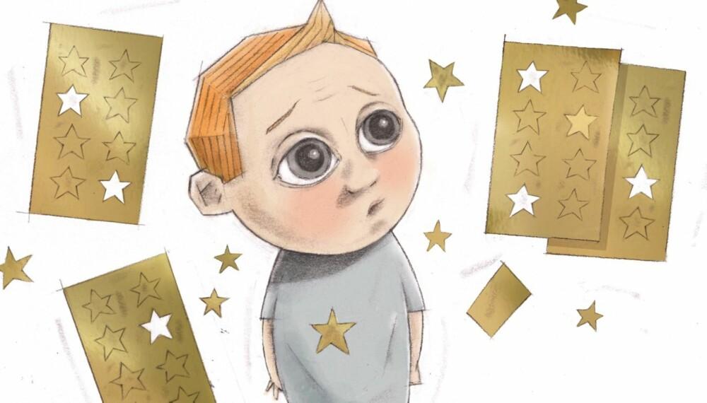 SLUTT MED FLINK-FOKUS: Å fokusere på hvor flinke barna er gjør dem ikke nødvendigvis så gode til å utvikle talentet sitt, mener professor.