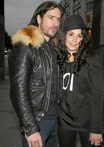 PRIVAT: Noomi Rapace er gift med skuespiller Ola Rapace. Sammen har de sønnen Lev (5).