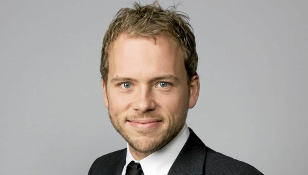 STILLER TIL NETTMØTE: Barne-, likestillings- og inkluderingsminister Audun Lysbakken.