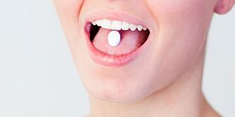 SIKKER PILLE: Ja, p-pillen er et godt prevensjonsmiddel, men det er enkelte ting du skal være bevisst på for å få maks beskyttelse.