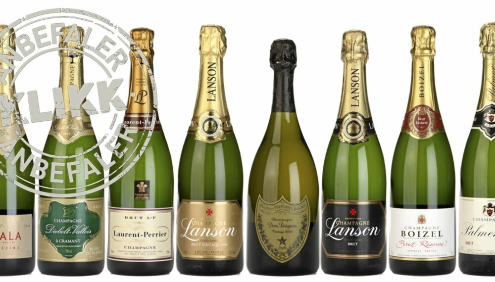 Årets store test av champagne er her. Vi har testet 31 produkter og gir deg de beste kjøpene.