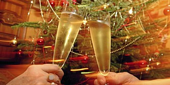 SNAKK MED BARNA: Drikker du alkohol i jula snakk med barna dine om det. Da blir det lettere for barna å snakke med deg om det senere.