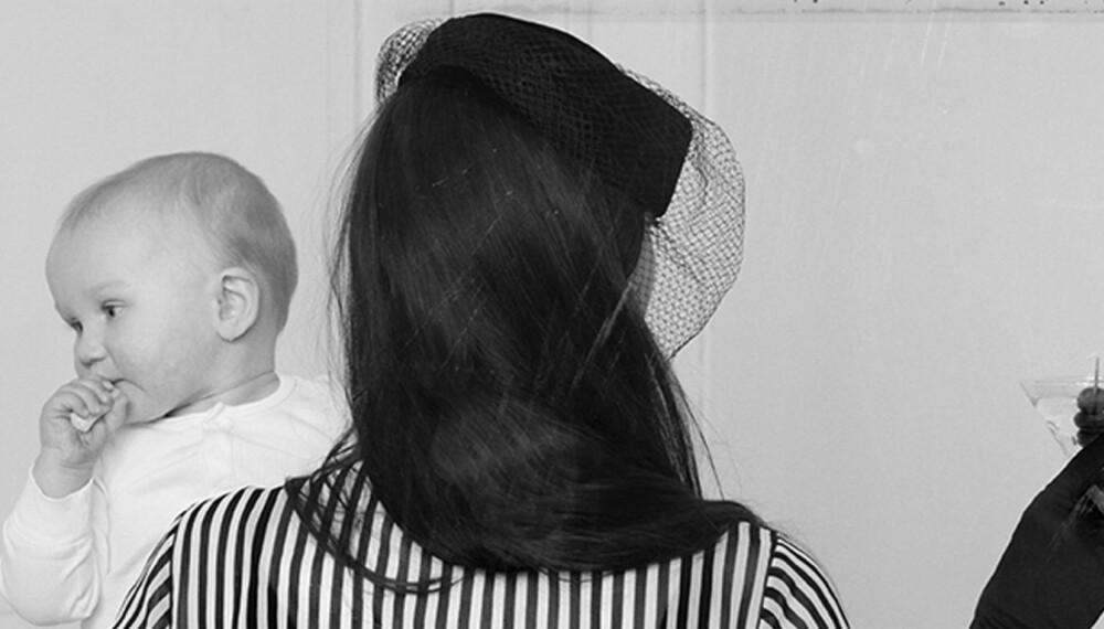 SPISEFORSTYRRET: - Hvis du som fanatisk mamma er så himla redd for å bli tjukk selv, trenger du ikke skyve redselen over på barna dine også.