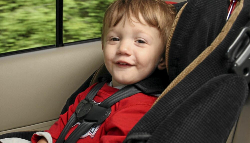 FEIL VEI: Foreldre snur barnesetene for tidlig