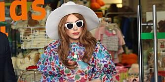 STJERNENAVN: Lady Gaga var nok heller ikke så heldig at foreldrene ga henne et stjernenavn ved dåpen.