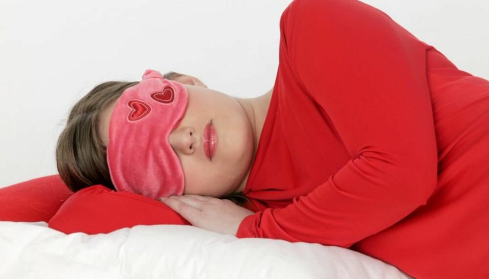 ZZZORRO: Bind for øynene er løsningen hvis du plages av lys på soverommet.