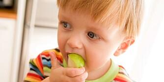"""TABBER: Foreldre kan gjøre mange tabber når de skal lære barna sine å spise """"ny"""" mat."""