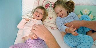 FRYD OG GAMMEN: Hvordan får du så glade barn etter ferien?