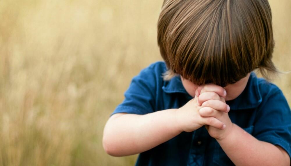 BEKYMRET: Barneombudet foreslår at trossamfunn skal miste økonomisk støtte dersom de benytter fysisk avstraffelse av barna i den religiøse opplæringen, eller at de oppfordrer foreldrene til å straffe barna sine fysisk.