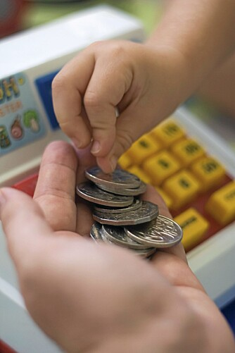 RIKE: Det kan være vanskelig å definere hva det vil si å være rik overfor et barn.
