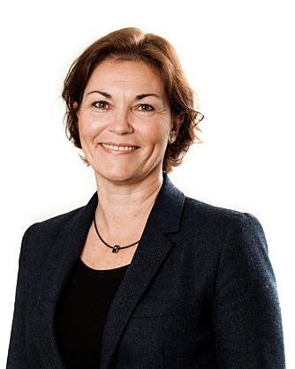 POSITIV: Statssekretær Birgitte Jordal (H) mener lekser er bra for elevene.