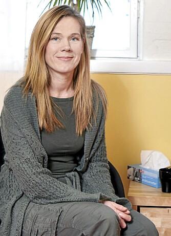 SNAKK OM DET: Gestaltterapeut Liv Åse Espeland anbefaler bekymrede foreldre å sette ord på engstelsen. Selv om det kan være vanskelig.