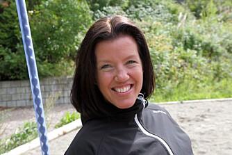 FOREBYGGER: Anja Holt mener at det å utsettes for skitt og bakterier er bra for barna.