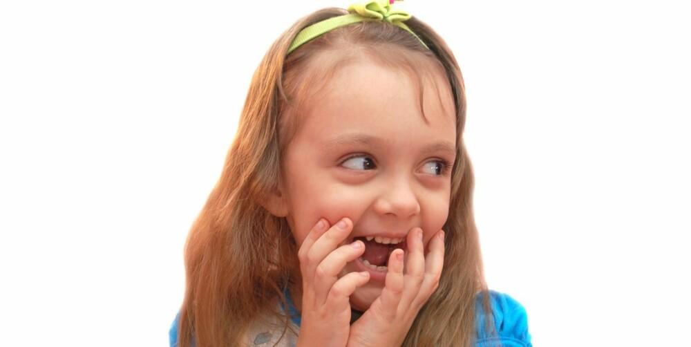 """FNIS: Barn bør ikke avvises med """"skyll munnen din"""" når de prater om tiss og bæsj."""