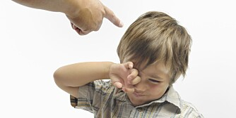 FUNKER DÅRLIG: Sinnet til foreldrene setter seg i barna og kan få store konsekvenser.