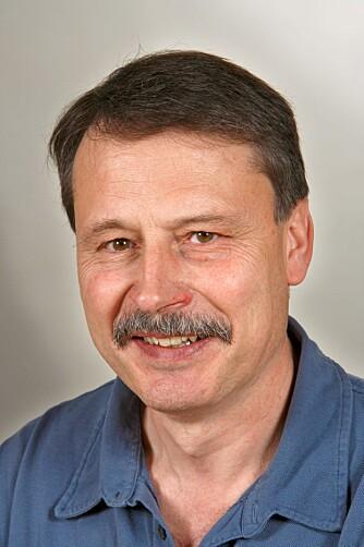 LANG ERFARING: Laboratoriesjef Tommy Pettersson i det svenske Statens vei- og transportforskningsinstitutt (VTI).