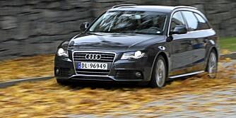 Audi A4 2,0 Diesel 120HK