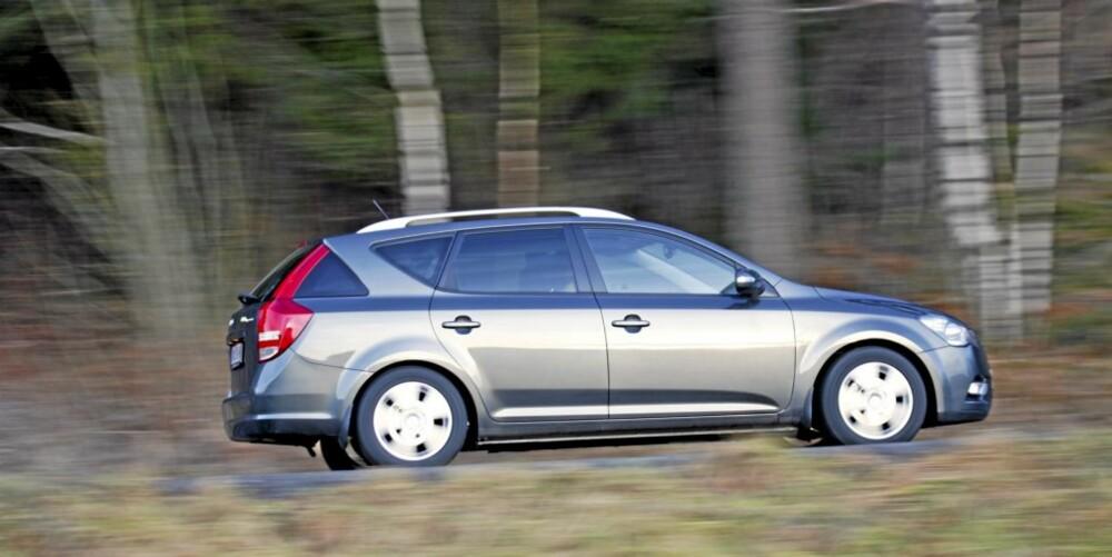 SJU ÅRS GARANTI: Alle Kia-modeller har nå sju års garanti. Se i artikkelen i linken under hva garantien gjelder.