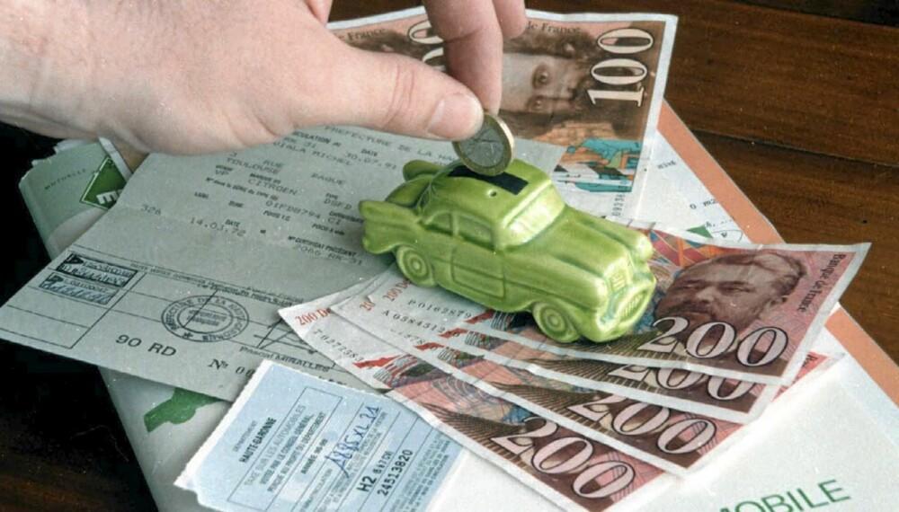 BILØKONOMI: Er en av de største postene i et vanlig familiebudsjett. Riktig valg av nybil kan redusere utgiftssiden betraktelig.