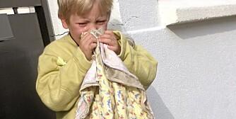 VELDIG VANLIG: - Egentlig er sjalusi en måte å uttrykke at barnet ditt har et nært forhold til deg, sier psykolog.