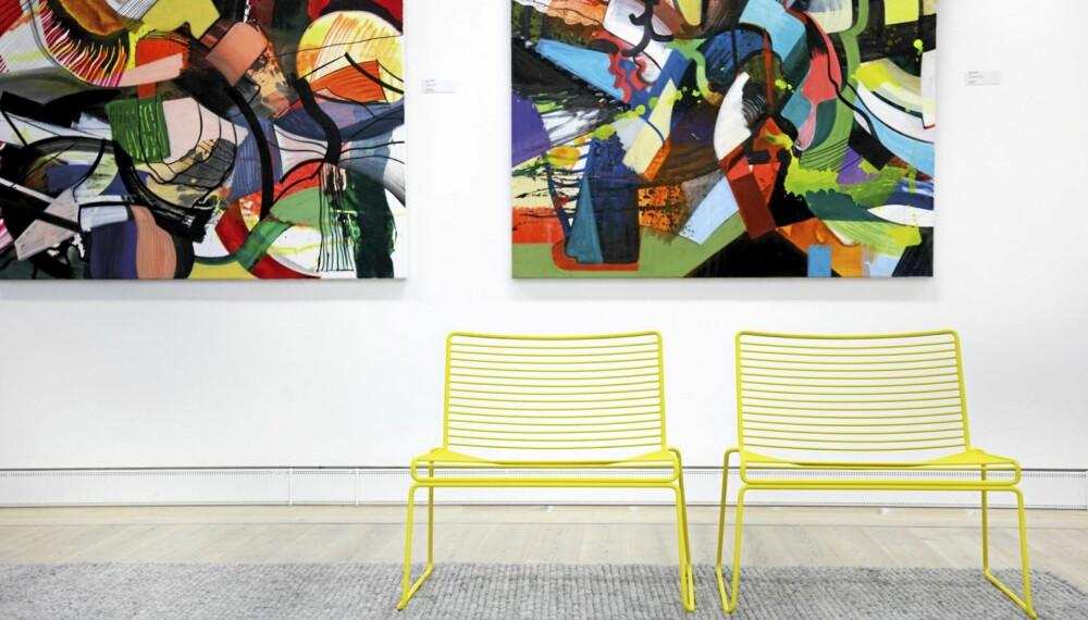 259f1286 Her shopper du moderne interiør - Inspirasjon