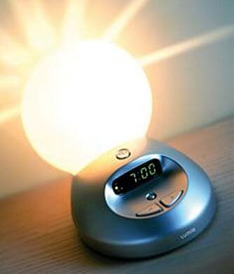 SOLOPPGANG: Lyset stiger gradvis til full styrke, og gir kroppen din signal om å starte oppvåkningsprosessen.